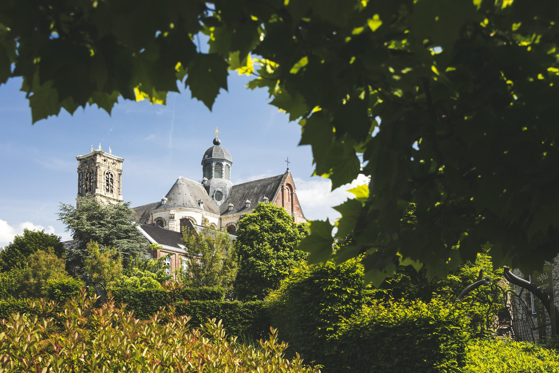 Grimbergen Abtei Belgien