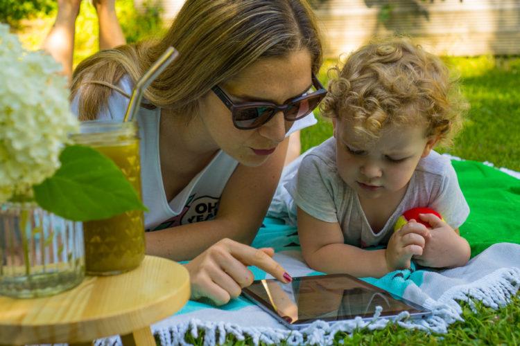 Anzeige Readly die must-have-App für die Sommerferien