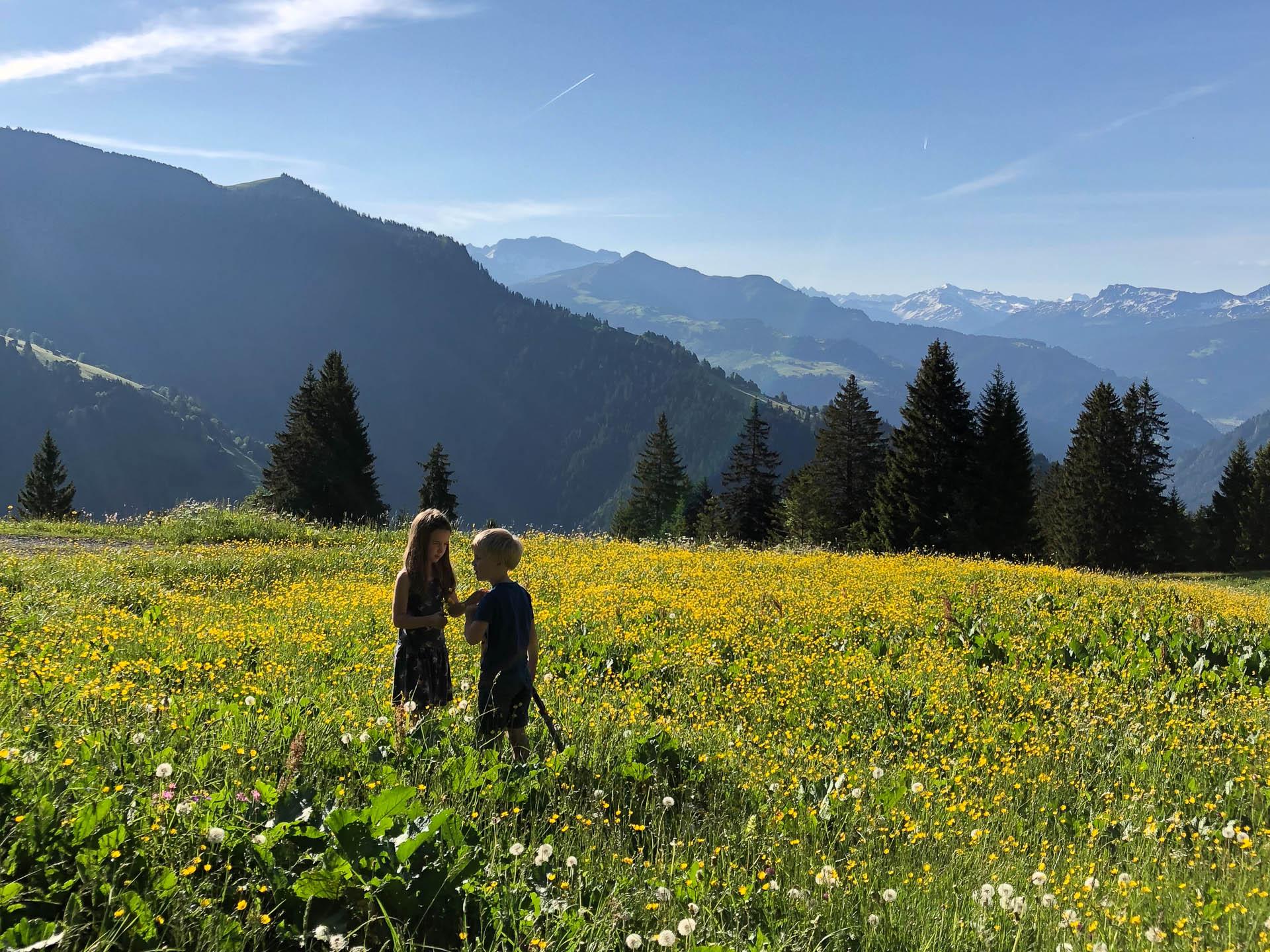 Wochenende in Graubünden