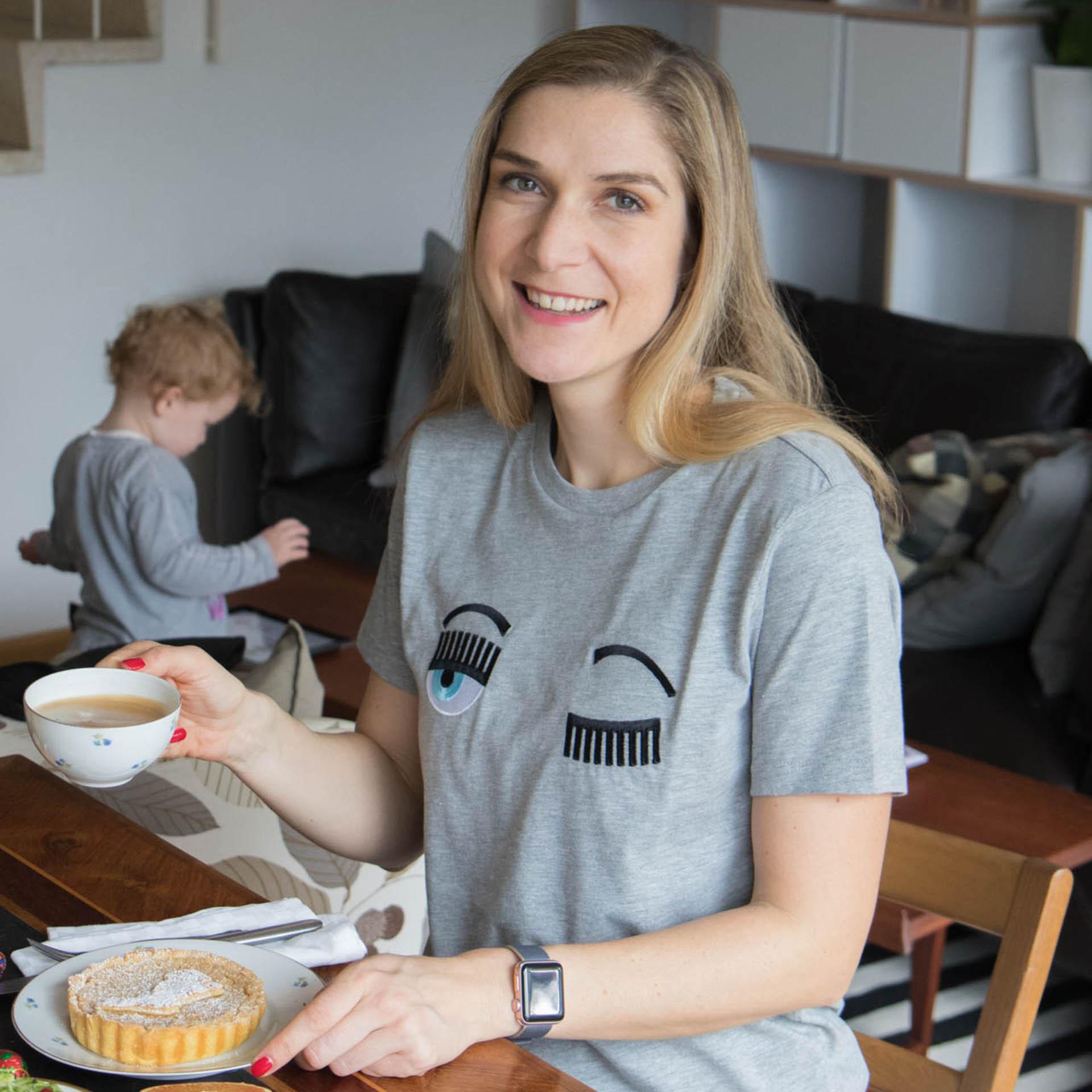Doris Flury Bloggerin