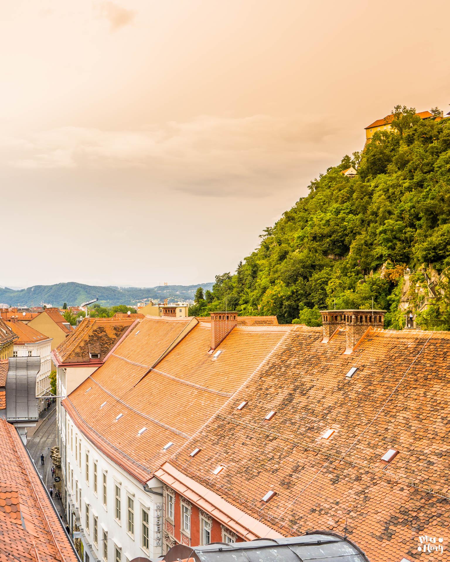 Verliebt in Graz - Unser Aufenthalt