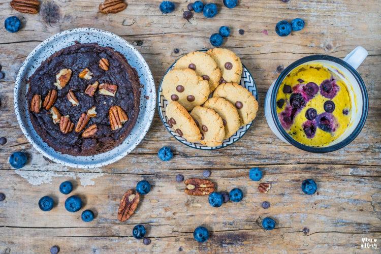 Paleo Protein Desserts – 3 schnelle und gesunde Rezepte