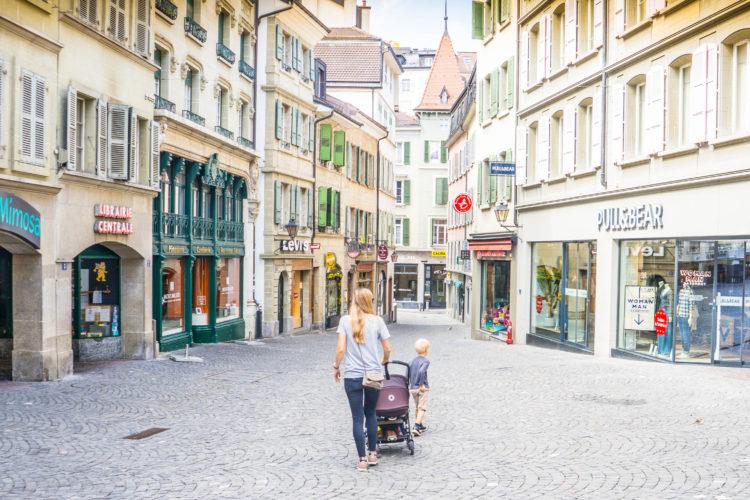 Wochenendtrip nach Lausanne mit RailAway