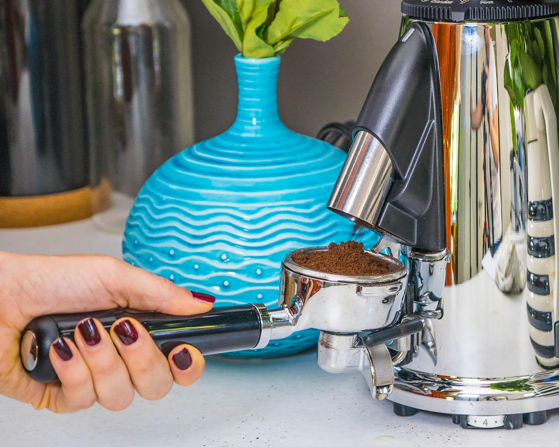 Espresso Kaffee zubereiten