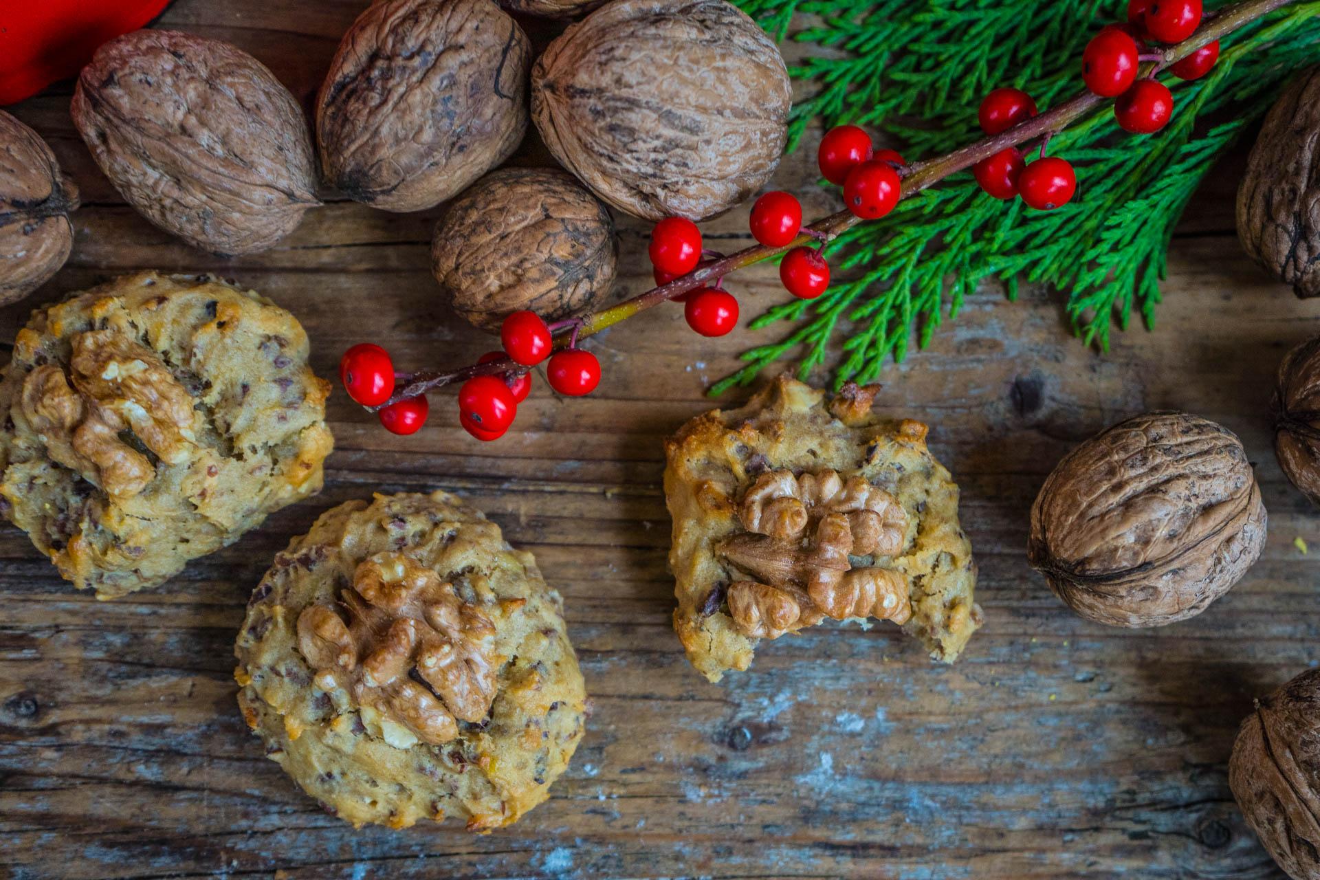 Bananenbrot Cookies gesunde Kekse Mrs Flury