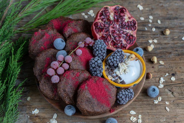 Gesunde Frühstückskekse / Ideal zum Mitnehmen
