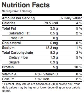 Nährwerte Snickers Protein Kugeln Mrs Flury