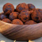 Snickers Protein Bliss Balls Energiekugeln Mrs Flury