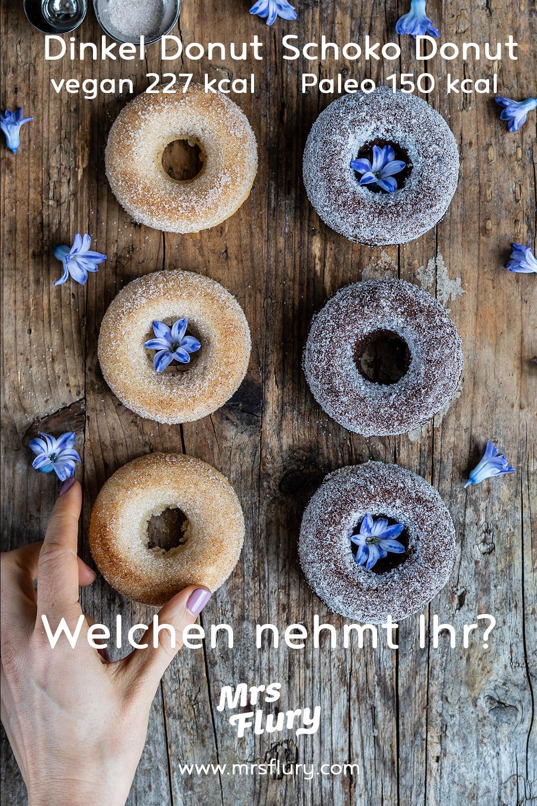 Gesunde Donut Rezepte Mrs Flury