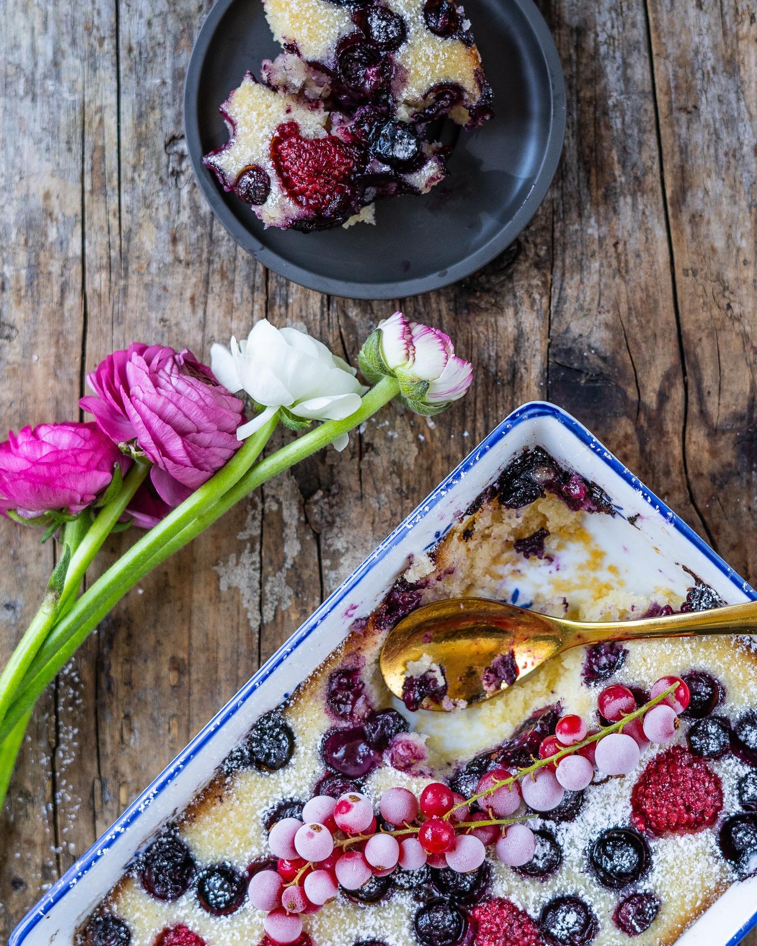 5 Zutaten Kuchen Mrs Flury