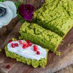 Grünes Proteinbrot Rezept Erbsenbrot Mrs Flury