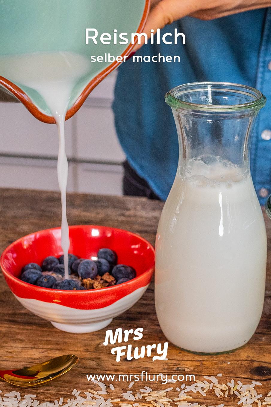 Reismilch Mrs Flury