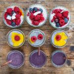 Meal Prep Frühstück - 3 gesunde Rezepte Mrs Flury