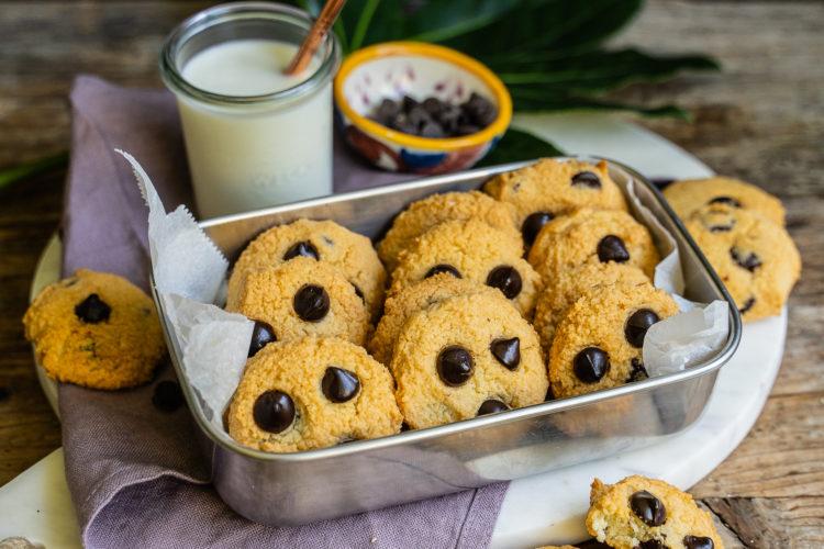 Keto Cookies zuckerfrei und glutenfrei