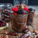 3 Zutaten Nutella Rezept vegan Mrs Flury