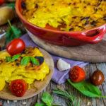 Kartoffelgratin veganes Rezept Mrs Flury