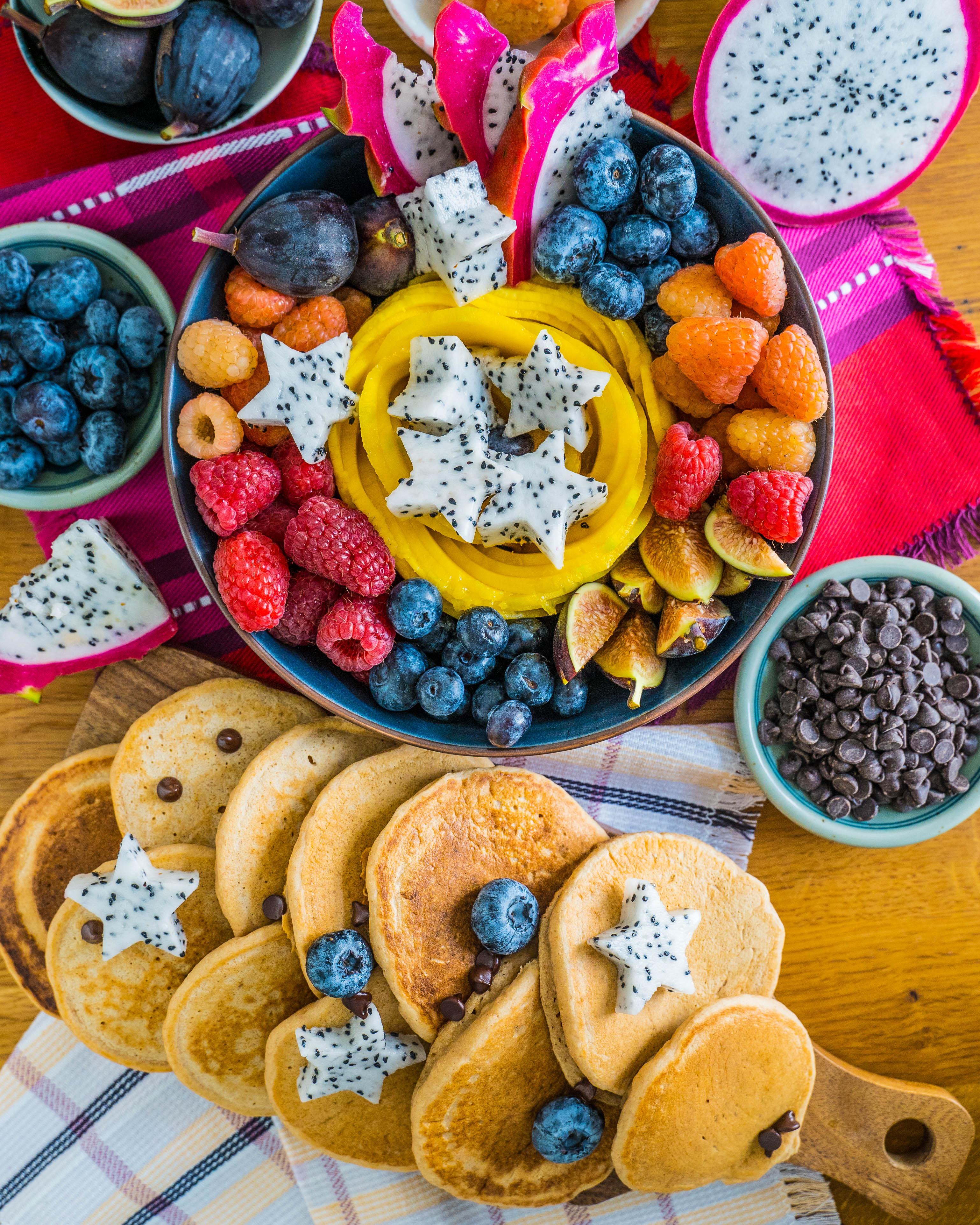 Gesundes Frühstück Mrs Flury