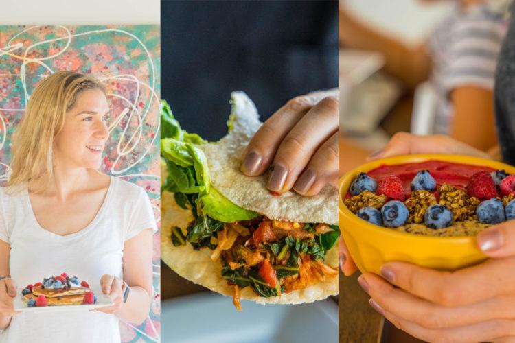 Was ich an einem Tage esse - Food Diary Malibu Mrs Flury