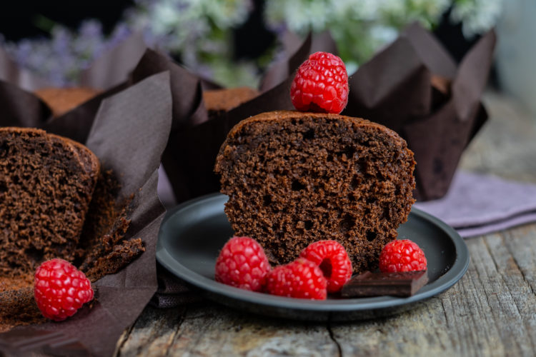 Schokoladen Muffins – super saftig und lecker