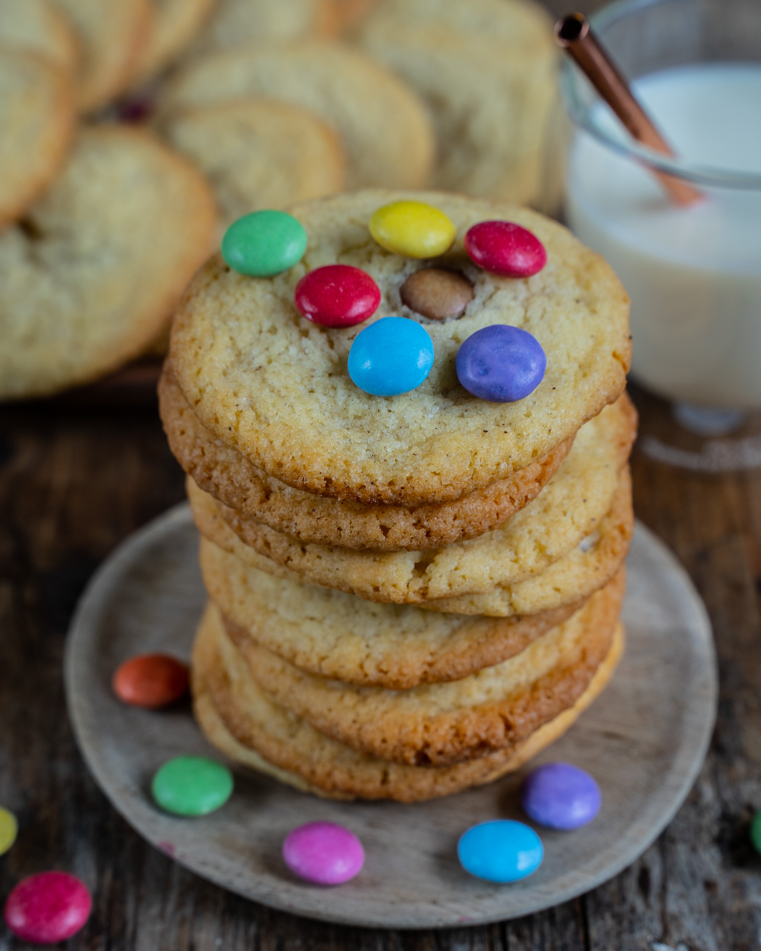 Easy Cookies Rezept - fertig in 15 Minuten Mrs Flury