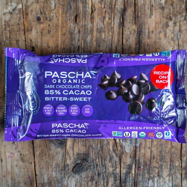 Schokolade Drops Chocolate Chips 85%