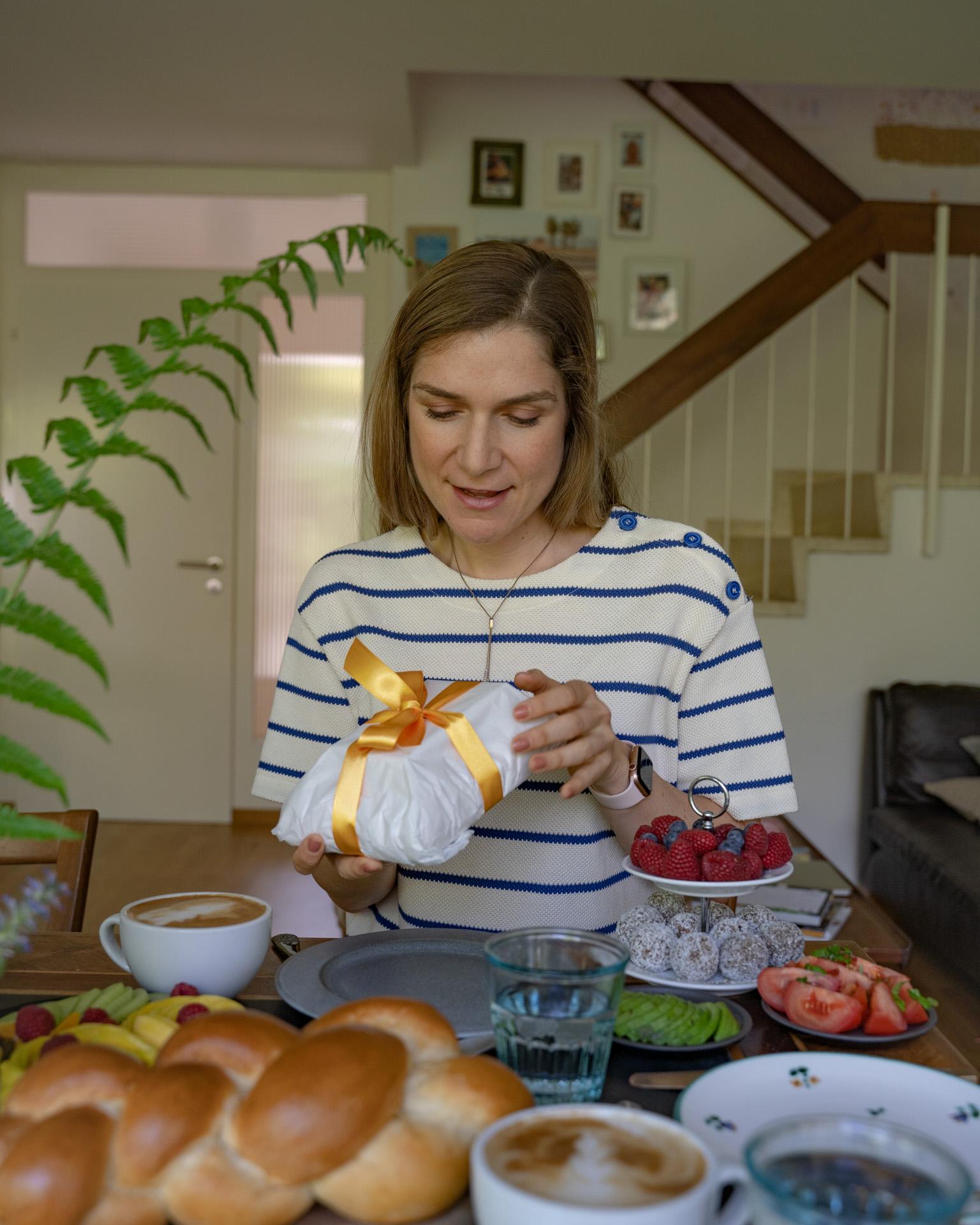 Muttertag - Ideen für den Brunch Mrs Flury