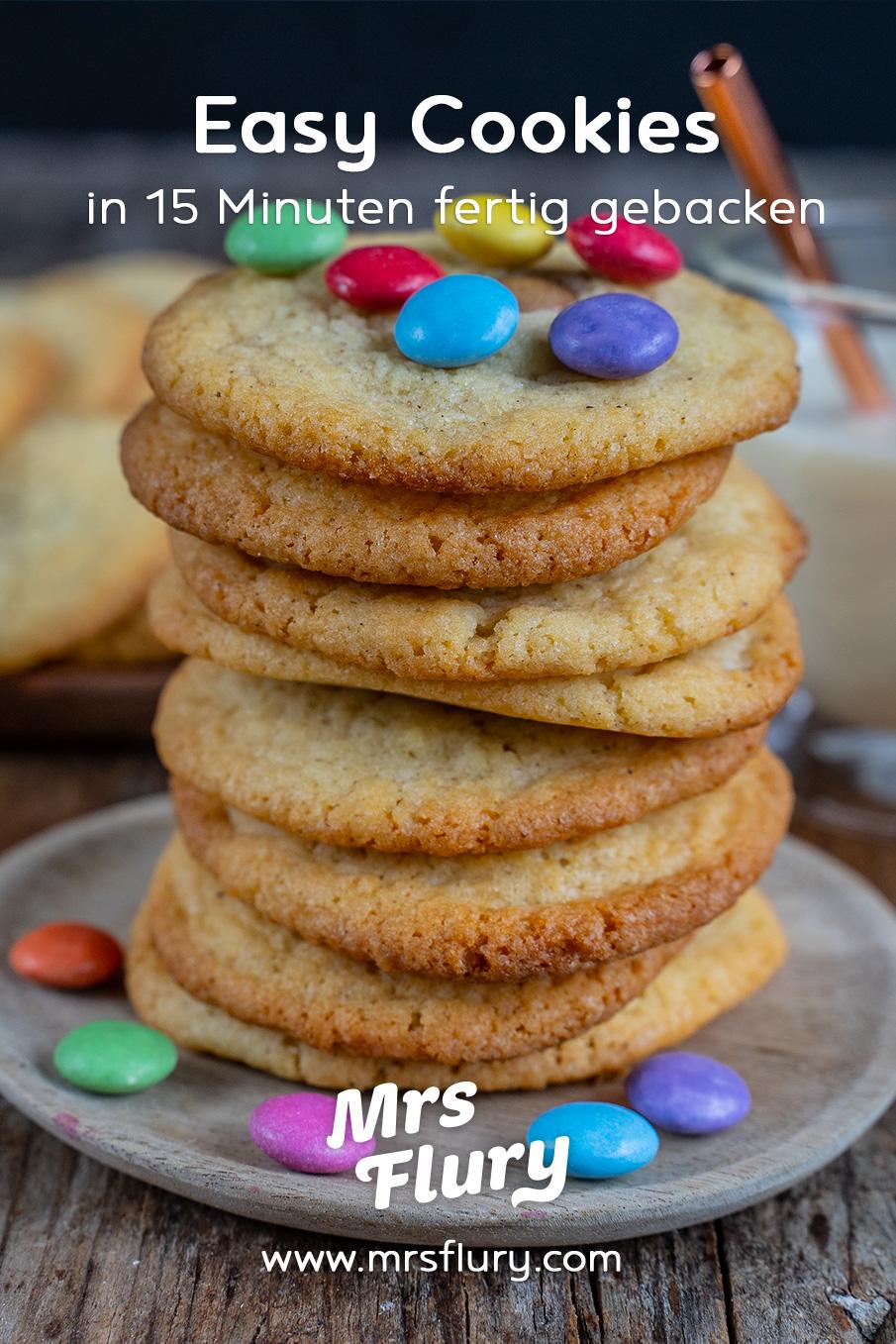Easy Cookies Mrs Flury