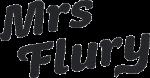 Logo Mrs Flury