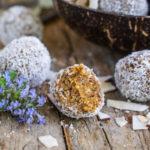 Raffaello Protein Balls vegan Mrs Flury