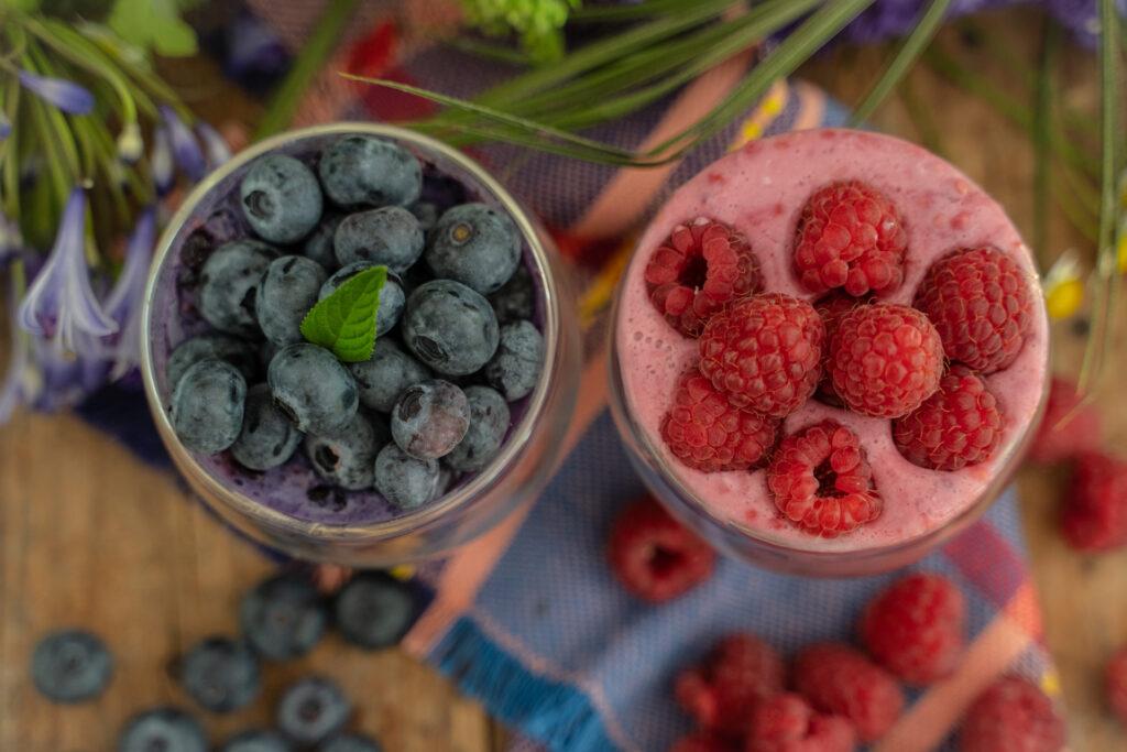 Slushie Eis - 2 Zutaten gesund & vegan Mrs Flury