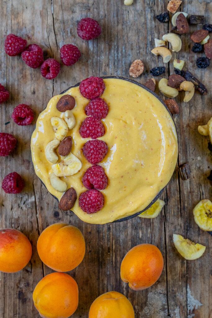 Mango Smoothie Bowls - 3 Rezepte ohne Banane Mrs Flury