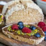 Dinkel Jogurt Brot ohne Hefe - Schnellstes Brot Rezept Mrs Flury