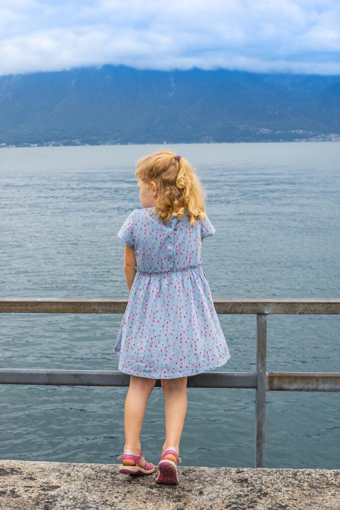 Wochenendtrip Vevey - Familienreise Montreux-Riviera Mrs Flury