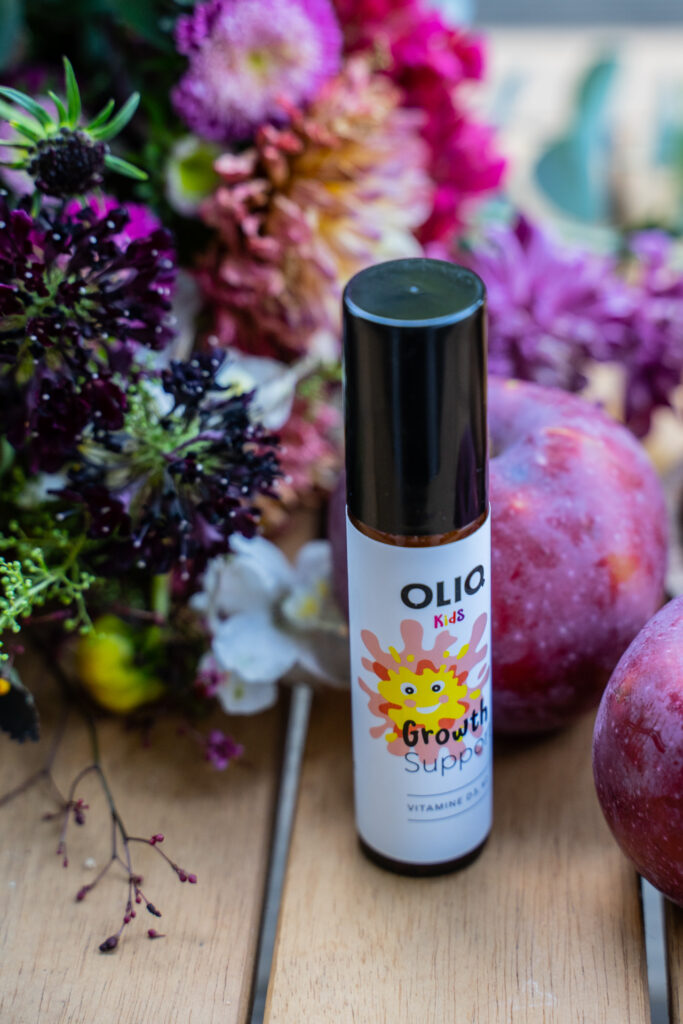Vitamin Sprays - Informationen Oliq Vitaminsprays Mrs Flury