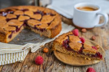 Linzer Torte Rezept vegan Mrs Flury