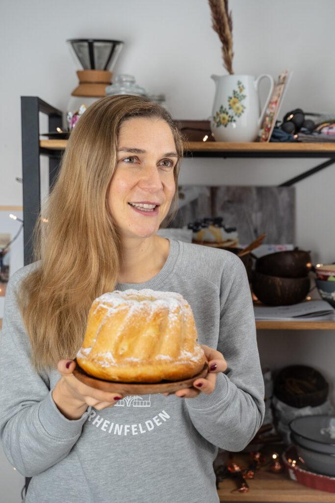 Elsässer Hefegugelhupf - Veganer Gugelhupf Rezept Mrs Flury