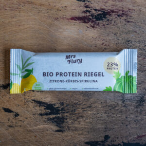 Bio Proteinriegel Kürbis
