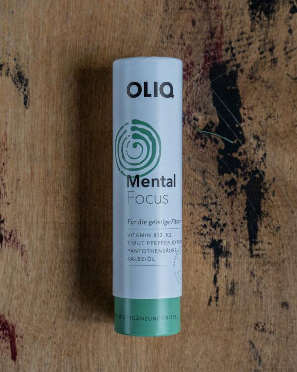 OLIQ Mental Focus