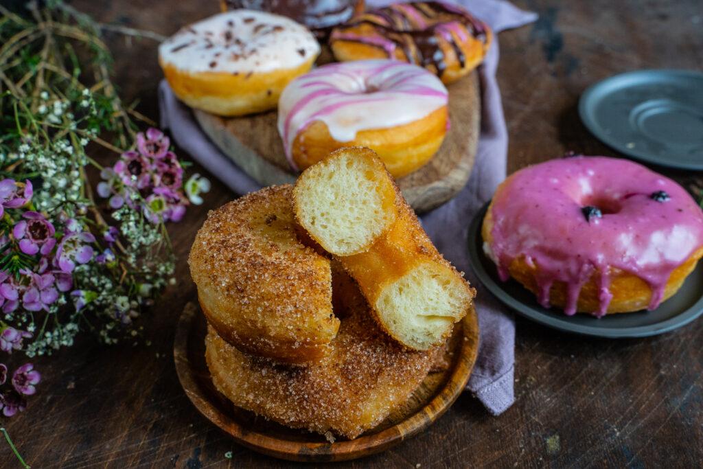 Vegane Donuts Rezept Mrs Flury