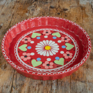 Tarte Form Mrs Flury Rot Backen Kuchen Rot