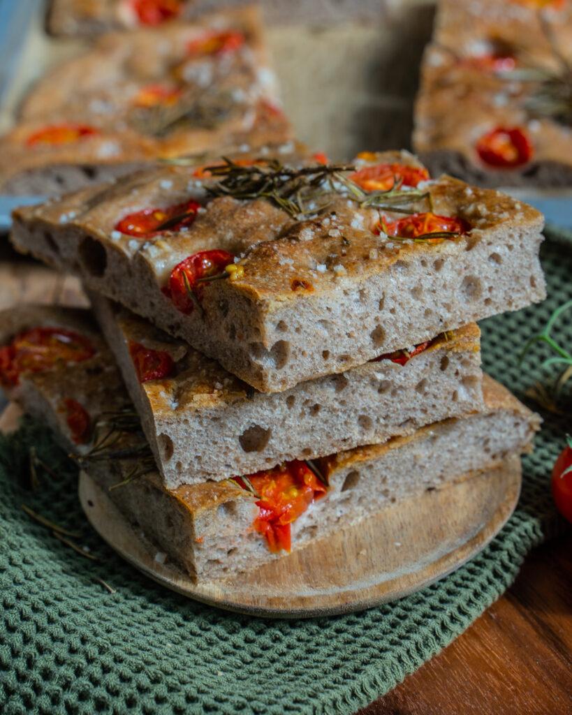 Protein Fladenbrot Rezept Vegan MrsFlury Eat Good FOod