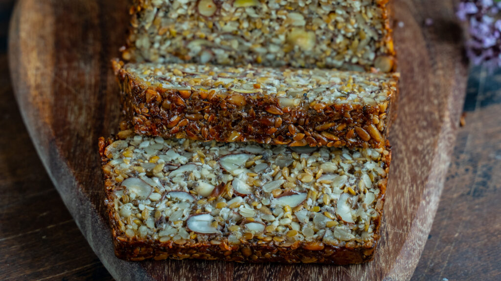 Life Changing Low Carb Brot Mrs Flury Vegan Eat Good Food